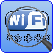 wifi key finder(Root) icon