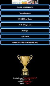 Air Hockey Online screenshot 2