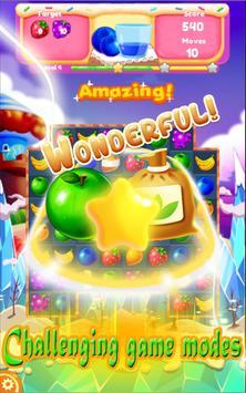 Fruit Paradise - Match 3 poster