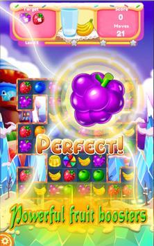 Fruit Paradise - Match 3 screenshot 1