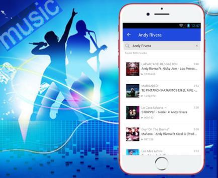 Andy Rivera - Stripper - Noriel. Musica y Letras screenshot 3