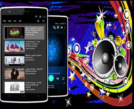 Justin Quiles - Si Ella Quisiera. Musica y Letras screenshot 4