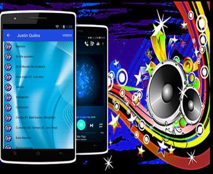 Justin Quiles - Si Ella Quisiera. Musica y Letras screenshot 1