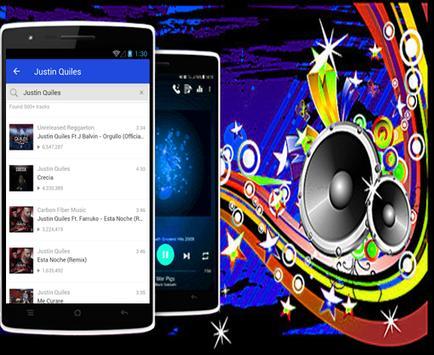 Justin Quiles - Si Ella Quisiera. Musica y Letras screenshot 3
