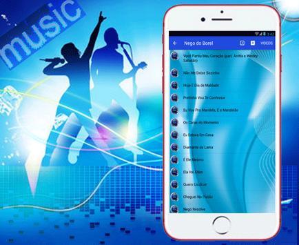 Nego do Borel - Contatinho ft. Luan Santana Musica screenshot 1
