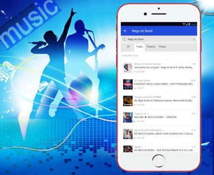Nego do Borel - Contatinho ft. Luan Santana Musica screenshot 3