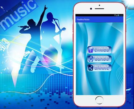 Paulina Rubio - Mi Nuevo Vicio ft. Morat. Musica poster