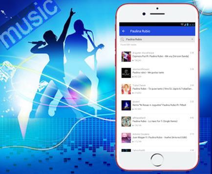 Paulina Rubio - Mi Nuevo Vicio ft. Morat. Musica screenshot 3