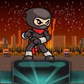 Super American ninja Warrior icon