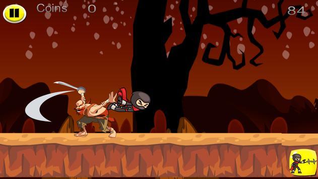 Super American ninja Warrior apk screenshot