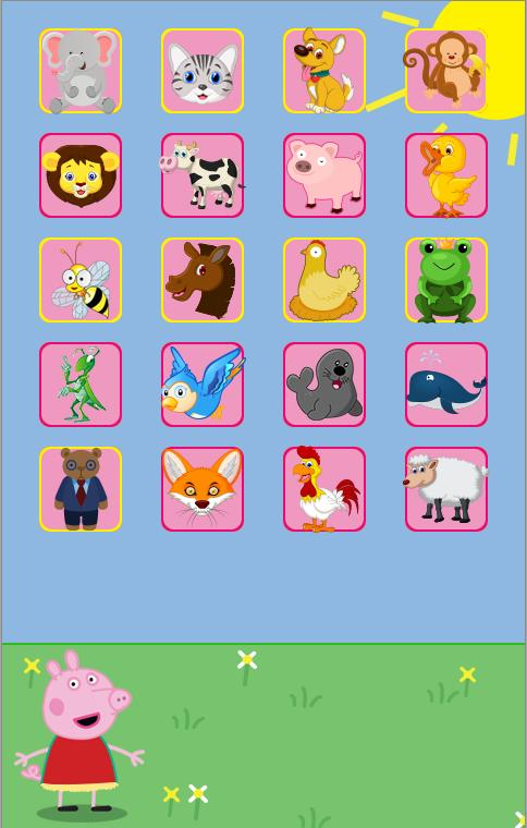 Peppi Pig Sounds for Android - APK Download