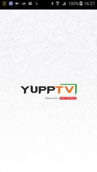 YuppTV, powered by Ooredoo poster