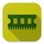 Clean Device Memory icon