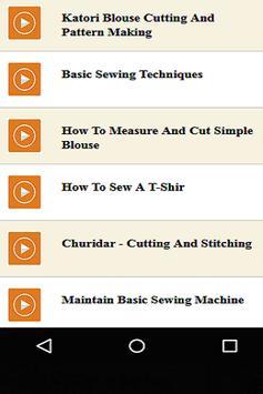 Tailoring Guide in English screenshot 1