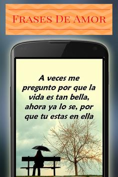 Fotos De Amor Con Mensaje apk screenshot