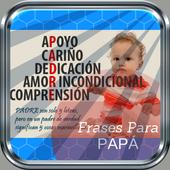 Frases y Imagenes Para Papas icon