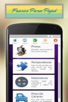 Frases y Imagenes Para Papas screenshot 3