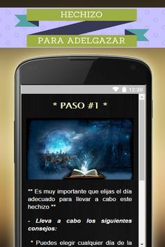 Hechizo Para Adelgazar screenshot 7