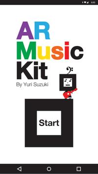 AR Music Kit poster