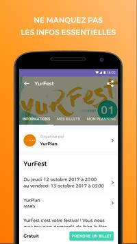 YurPlan apk screenshot