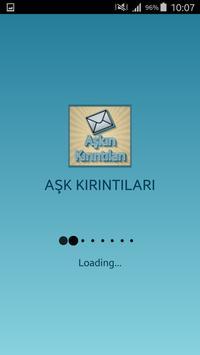 AŞK KIRINTILARI poster