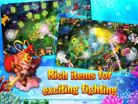 Fishing King Online -3d real war casino slot diary screenshot 6