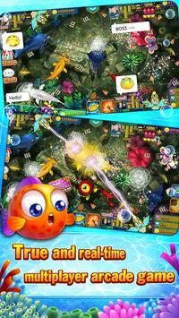 Fishing King Online -3d real war casino slot diary poster