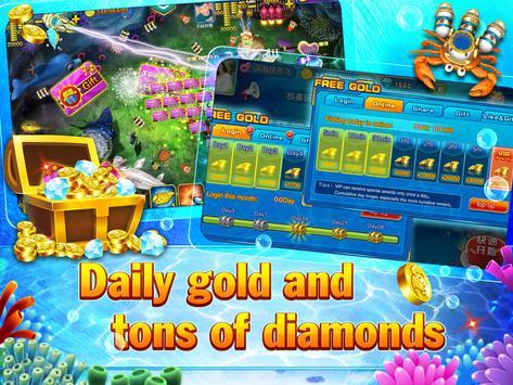 Fishing King Online -3d real war casino slot diary screenshot 13