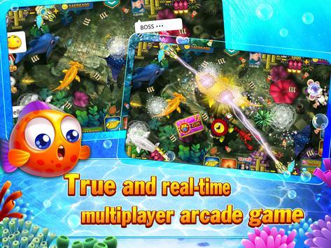 Fishing King Online -3d real war casino slot diary screenshot 10