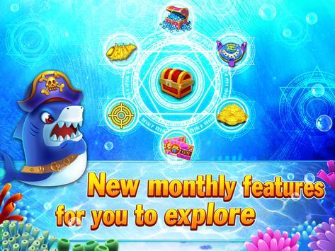 Fishing King Online -3d real war casino slot diary screenshot 14
