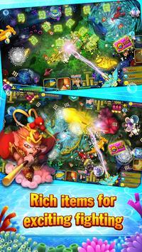 Fishing King Online -3d real war casino slot diary screenshot 1