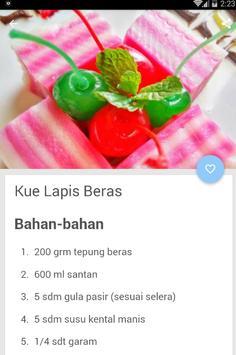 Aneka Resep Kue Indonesia screenshot 2