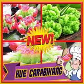 Resep Kue Carabikang icon