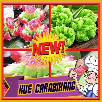 Resep Kue Carabikang poster
