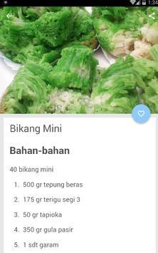 Resep Kue Carabikang screenshot 1