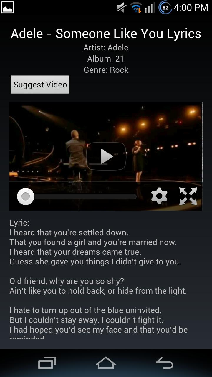 Star Song Lyrics for Android - APK Download