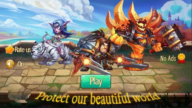 Defense of the Heroes screenshot 5