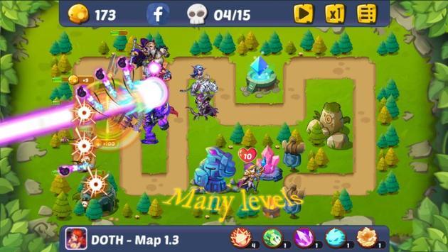 Defense of the Heroes screenshot 9