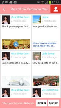 Miss STOW apk screenshot