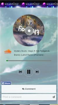 Wave Music screenshot 4