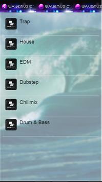 Wave Music screenshot 1