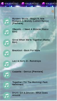 Wave Music screenshot 3