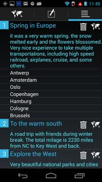 Voyagr apk screenshot