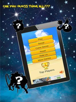 Guess The Pokemon Quiz screenshot 6