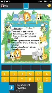 Dictionary Games 2nd Grade screenshot 1