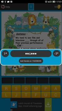 Dictionary Games 2nd Grade screenshot 2