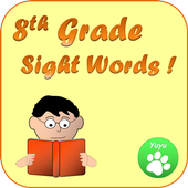 8th Grade Sight Words icon