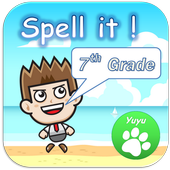 7th Grade Spelling Words icon
