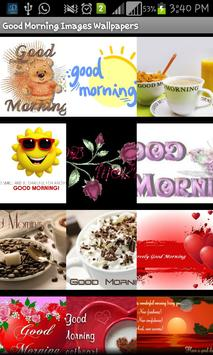 Good Morning Images Wallpapers poster