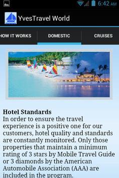 Yves Travel World apk screenshot